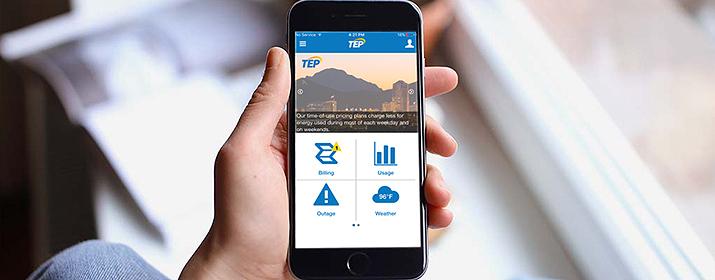 TEP Mobile App